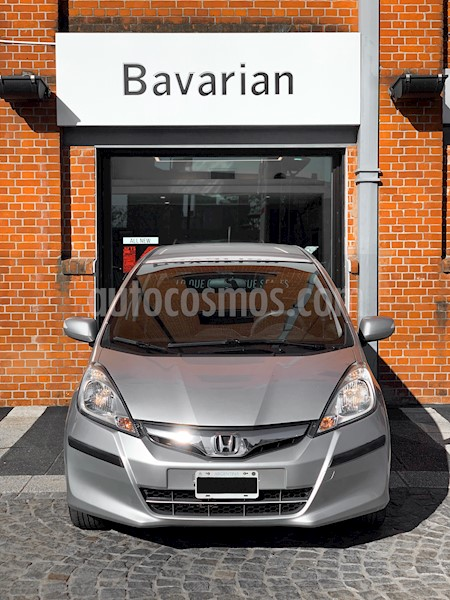 foto Honda Fit EX usado