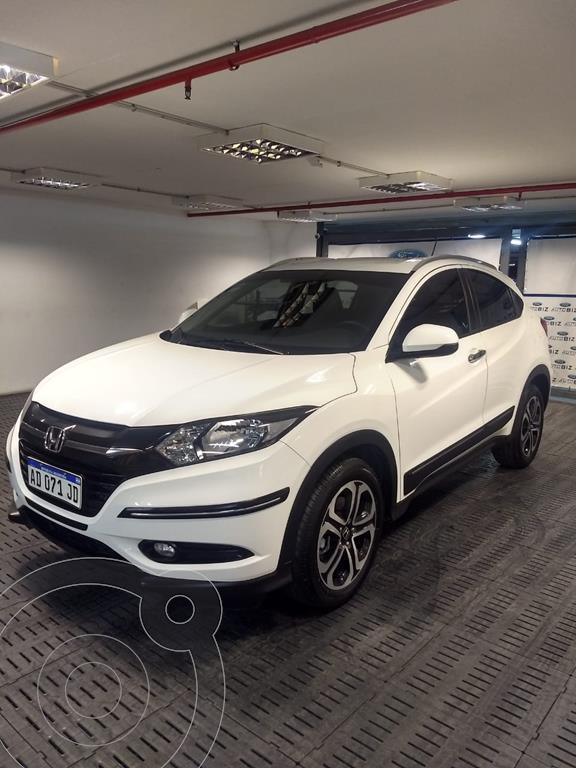 foto Honda HR-V EXL CVT usado (2018) color Blanco Tafetta precio $2.785.000
