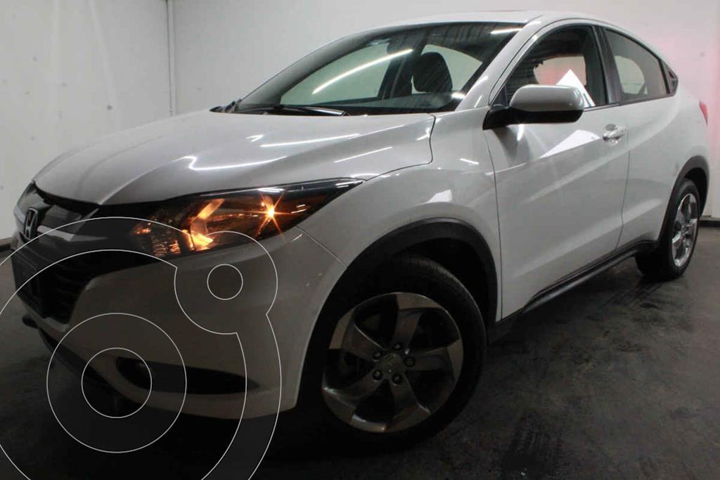 foto Honda HR-V Epic Aut usado (2018) color Blanco precio $340,000