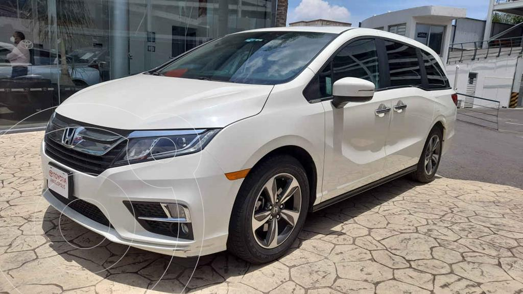 foto Honda Odyssey Prime usado (2019) color Blanco precio $650,000