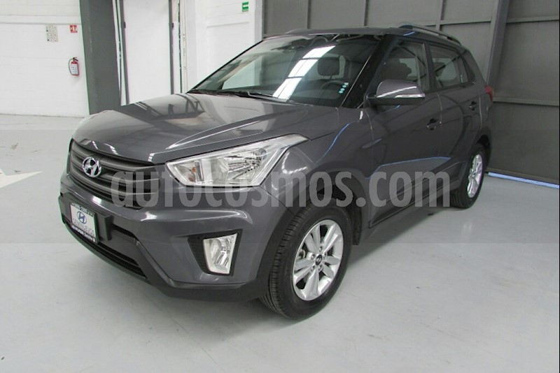 foto Hyundai Creta 4p GLS L4/1.6 Man usado