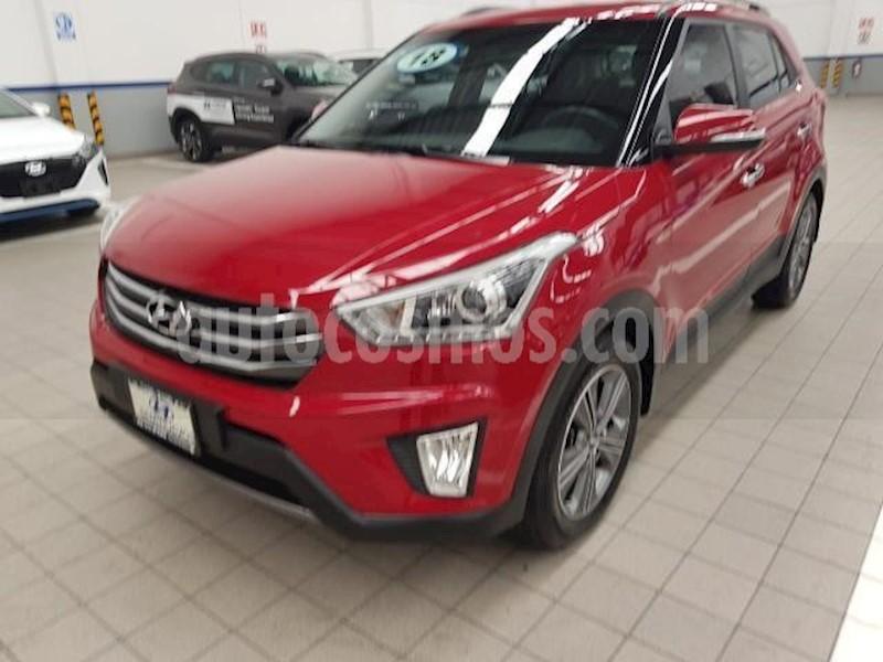 foto Hyundai Creta 4p GLS Premium L4/1.6 Aut usado