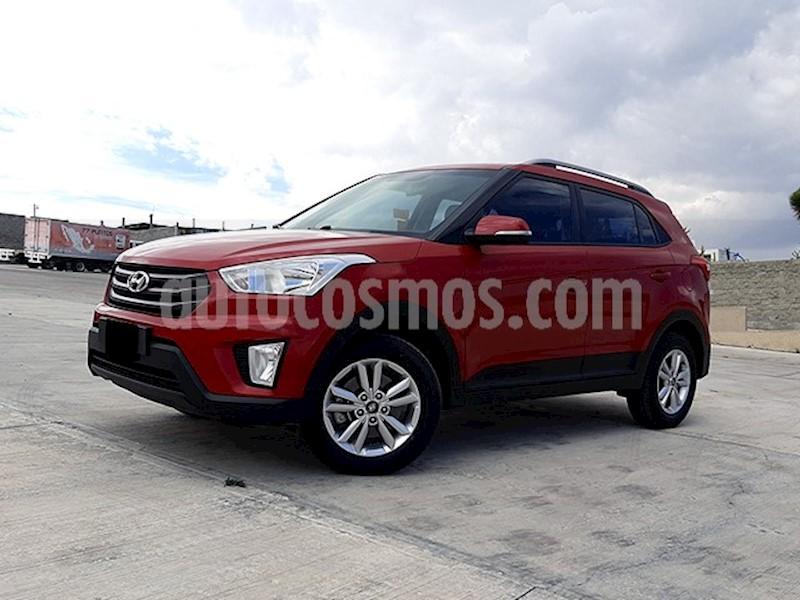 foto Hyundai Creta GLS usado (2018) color Rojo precio $278,000