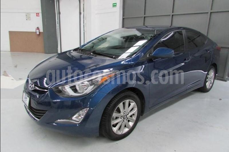 foto Hyundai Elantra 4p GLS Premium L4/1.8 Aut usado