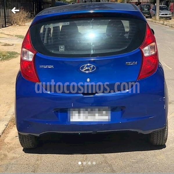 foto Hyundai Eon GL usado
