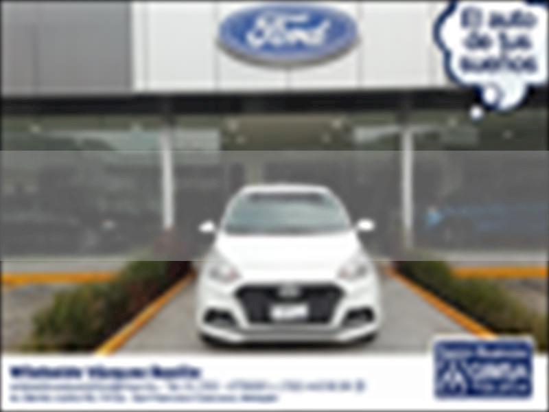 foto Hyundai Grand i10 GL MID TA usado