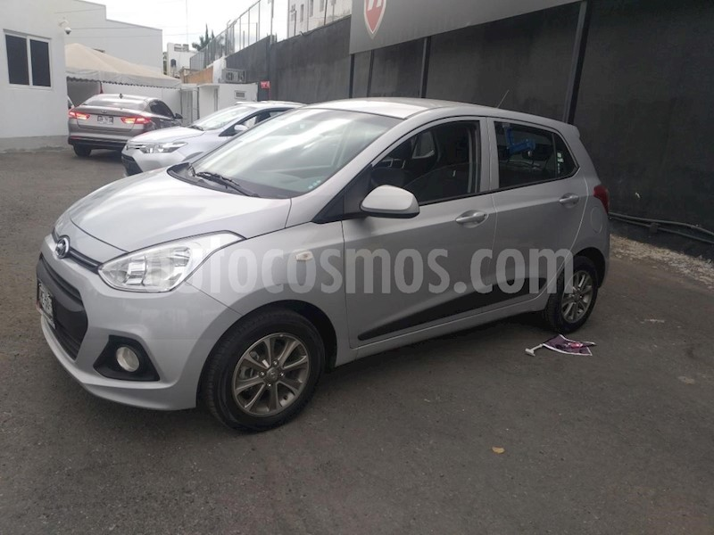 foto Hyundai Grand i10 GLS Seminuevo