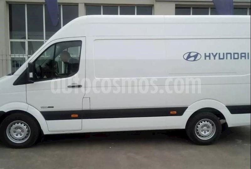 foto Hyundai H350 Chasis Largo Techo Alto CRDi usado