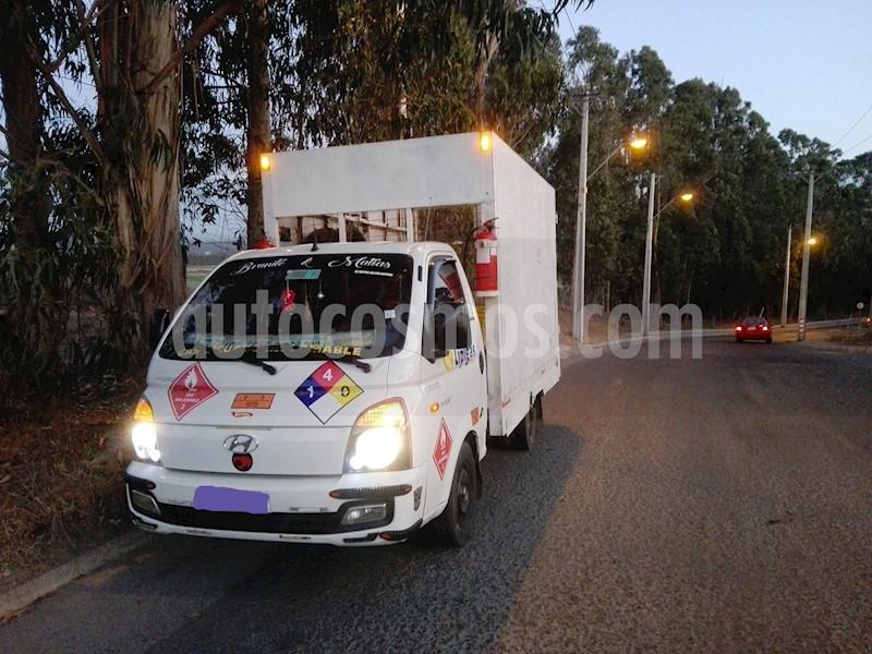 foto Hyundai Porter 2.5L GLS Camioneta usado