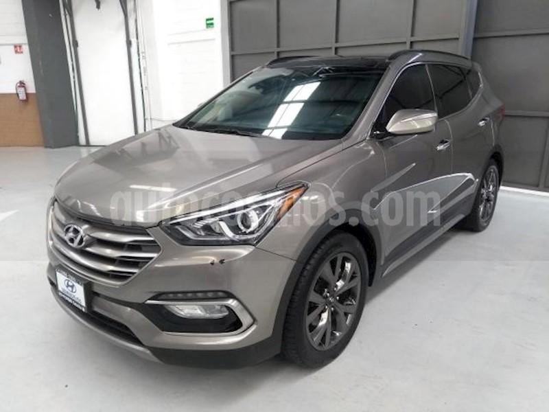 foto Hyundai Santa Fe 5p Sport L4/2.0/T Aut usado