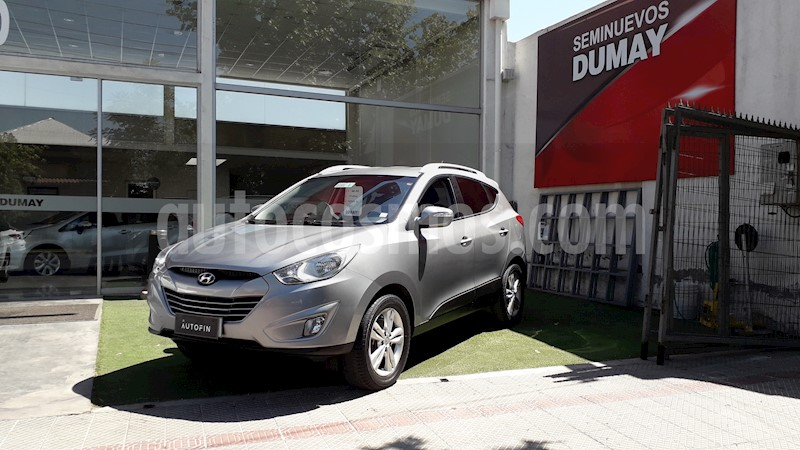 foto Hyundai Tucson  2.0 GL 4x2 Aut usado