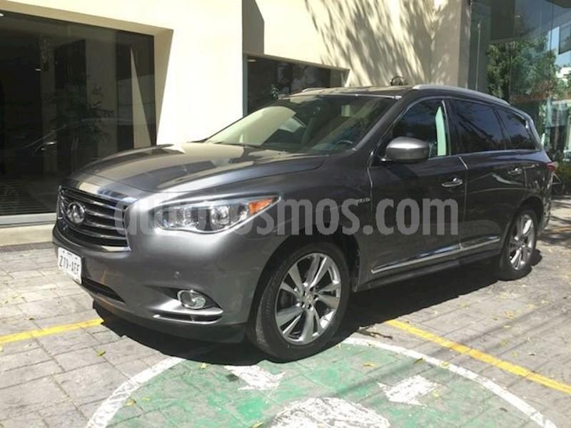 foto Infiniti QX60 QX60 2.5 HIBRIDA T/CVT AWD Seminuevo