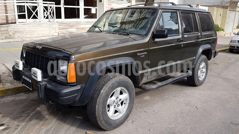 foto Jeep Cherokee Classic 4.0 usado