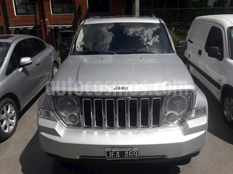 foto Jeep Cherokee Limited 3.7 Aut usado
