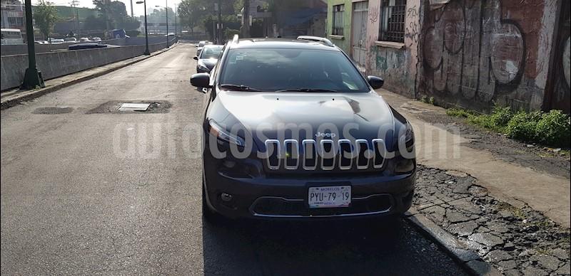 foto Jeep Cherokee Limited usado