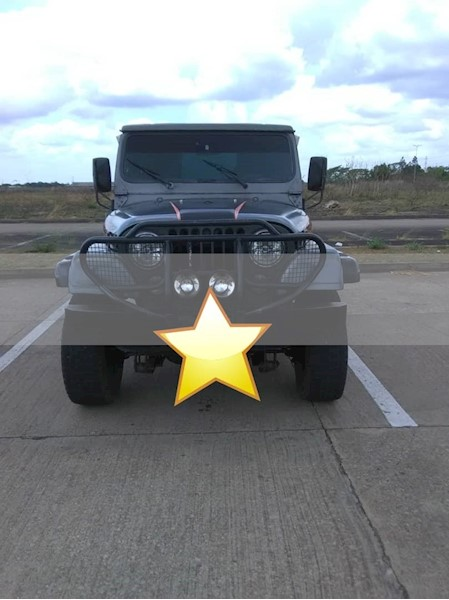 foto Jeep CJ7 TECHO DURO usado