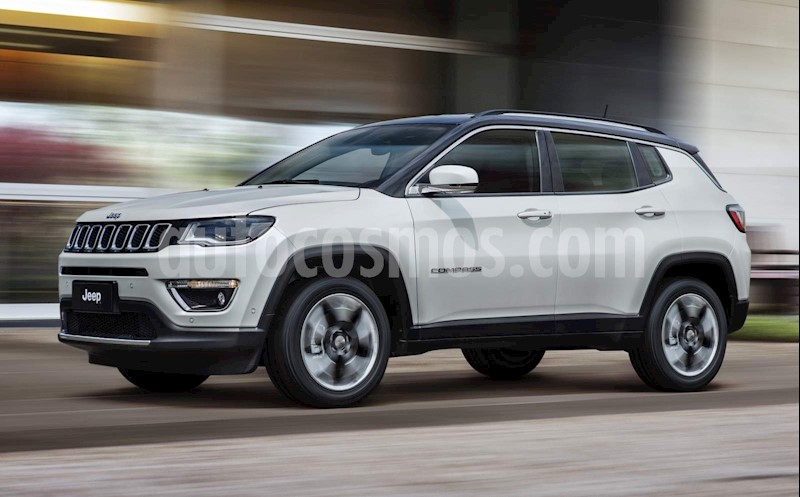 foto Jeep Compass 2.4 4x4 Longitude Aut Plus nuevo