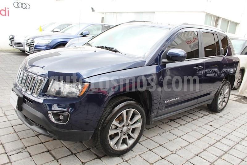 foto Jeep Compass 4x2 Limited Aut Seminuevo