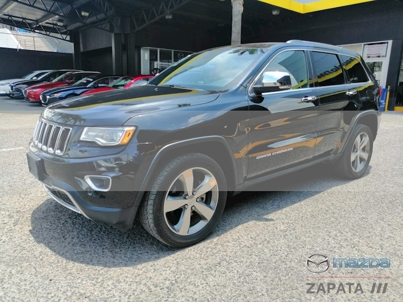 foto Jeep Grand Cherokee Limited 4x2 3.6L V6 usado