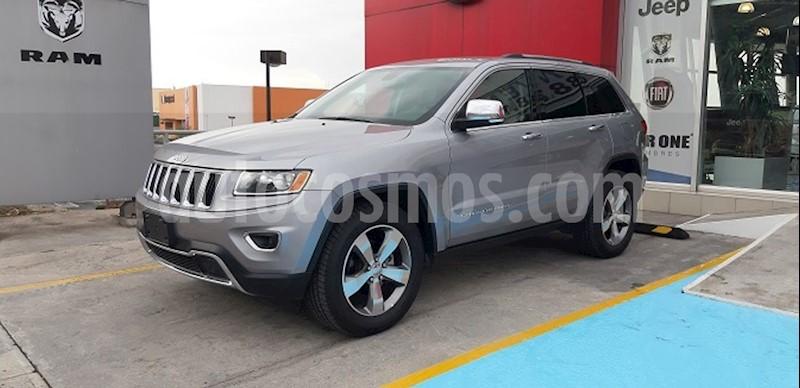 foto Jeep Grand Cherokee Limited 4x2 3.6L V6 usado (2015) color Plata precio $365,000