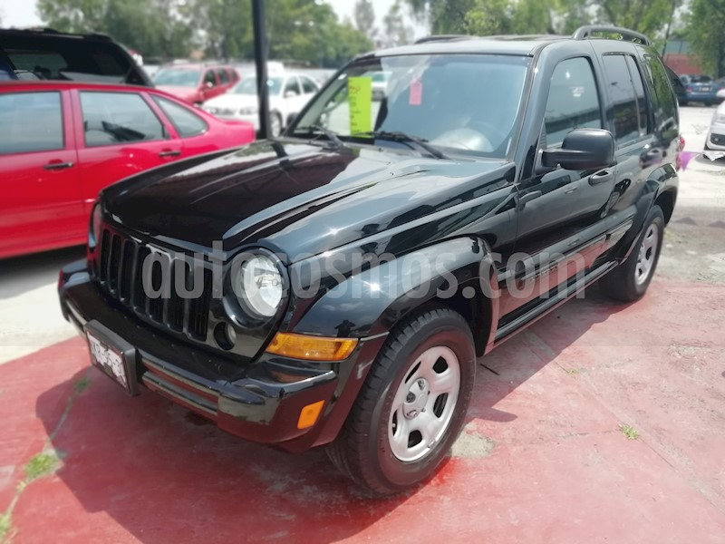 foto Jeep Liberty Limited 4X2 usado