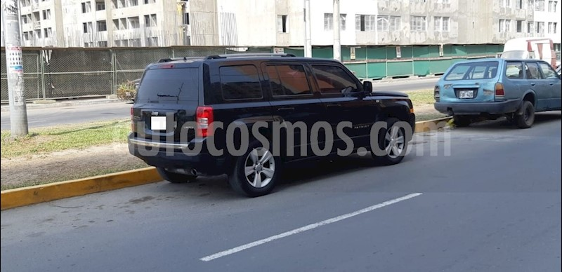 foto Jeep Patriot 2.4L Limited  usado