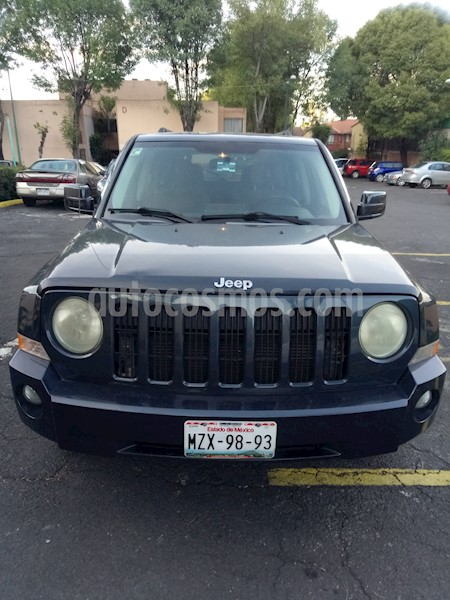 foto Jeep Patriot 4x2 Base CVT usado