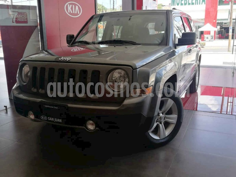 foto Jeep Patriot 4x2 Limited CVT usado