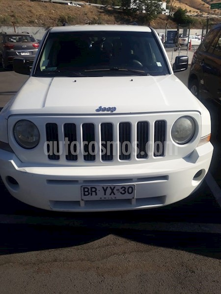 foto Jeep Patriot Sport 4x4  Usado