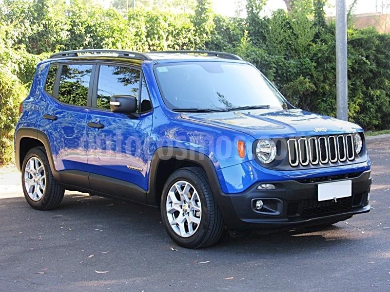 foto Jeep Renegade Sport Aut Plus usado