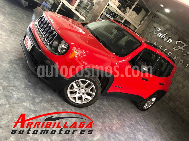foto Jeep Renegade Sport Plus Aut usado