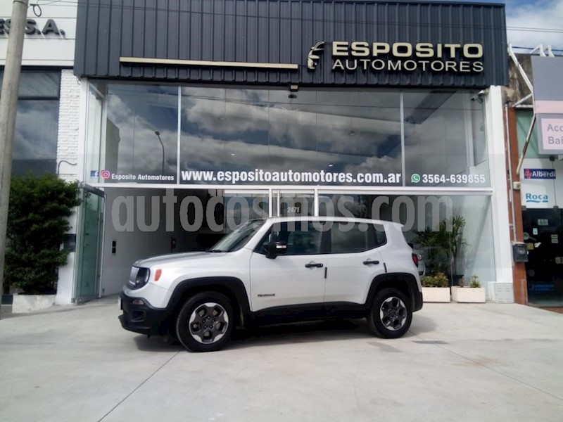 foto Jeep Renegade Sport usado