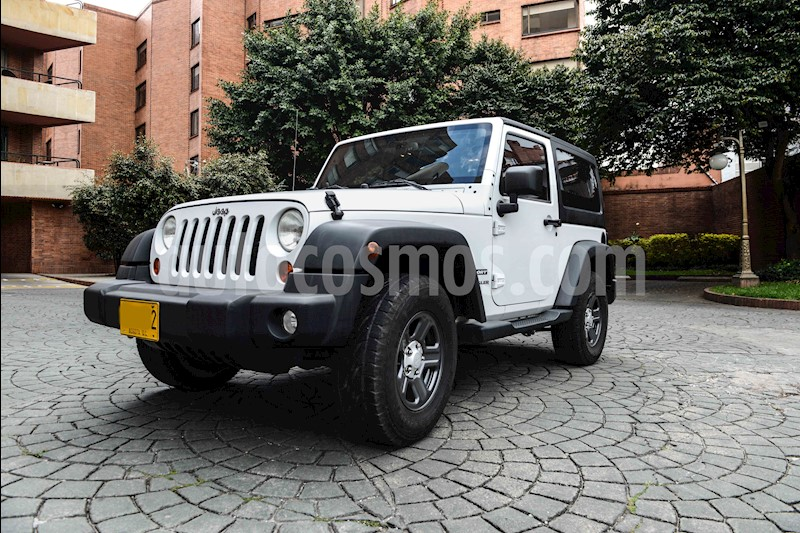 foto Jeep Wrangler 3.6L Sport  Carpado usado