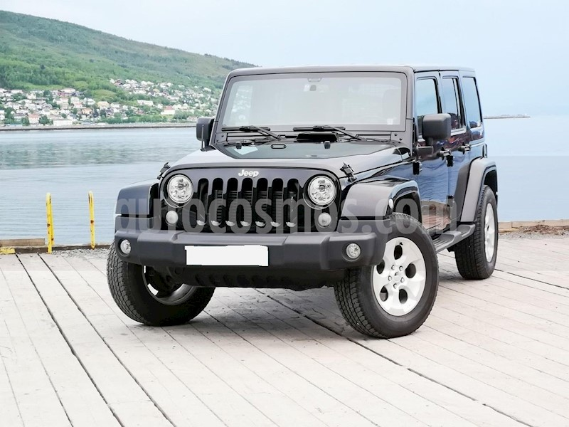 foto Jeep Wrangler Auto. 4x4 usado