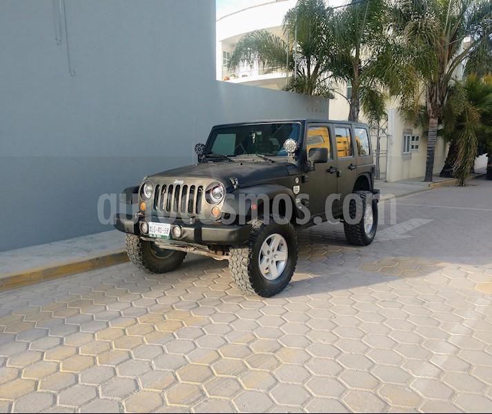 foto Jeep Wrangler JK Sahara 4x4 3.6L Aut usado