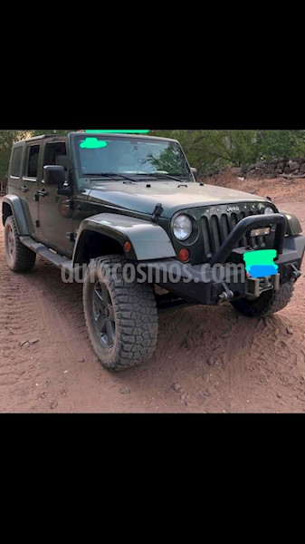 foto Jeep Wrangler Unlimited Sahara 4x4 3.6L Aut usado