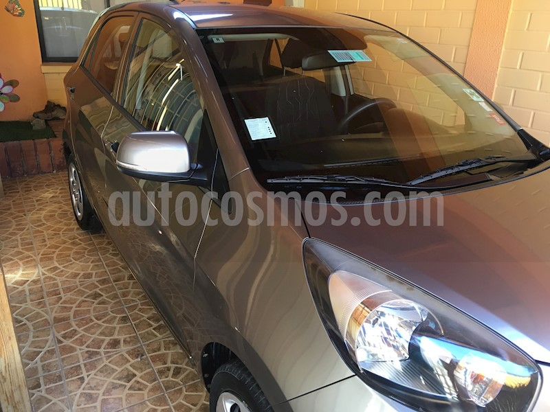 foto Kia Morning 1.2L usado