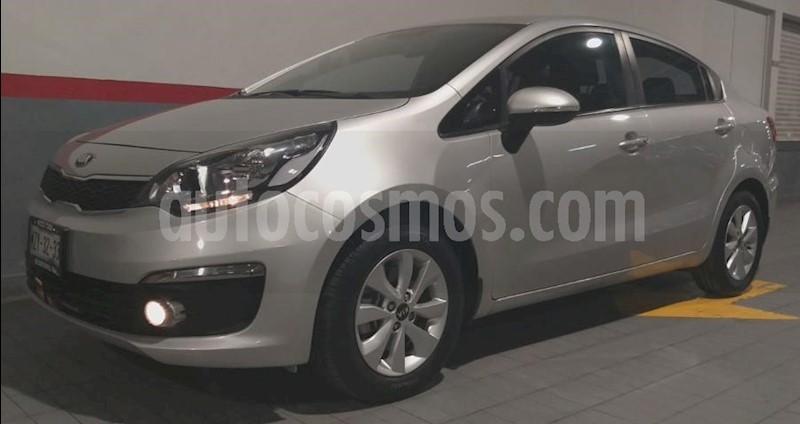 foto Kia Rio Sedan 4p EX L4/1.6 Man usado