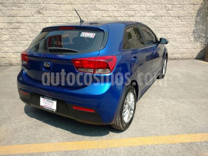 foto Kia Rio Sedan 5p LX L4/1.6 Aut usado