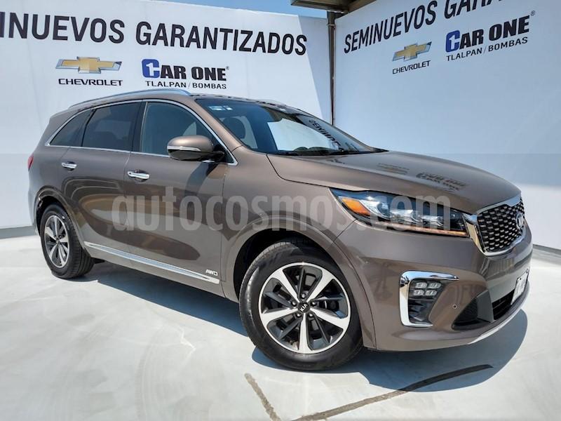 foto Kia Sorento 3.3L SXL AWD usado (2019) color Marrón precio $575,000
