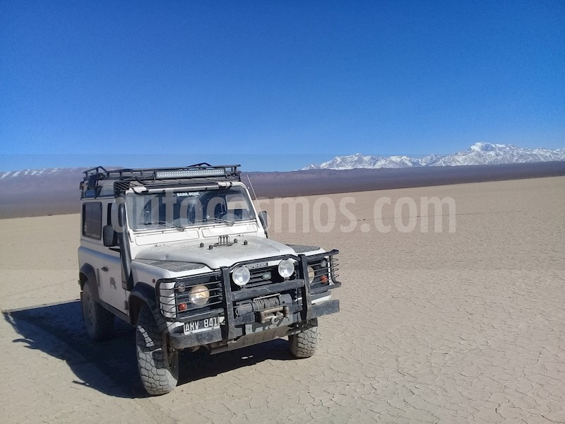 foto Land Rover Defender 90 Hard Top usado