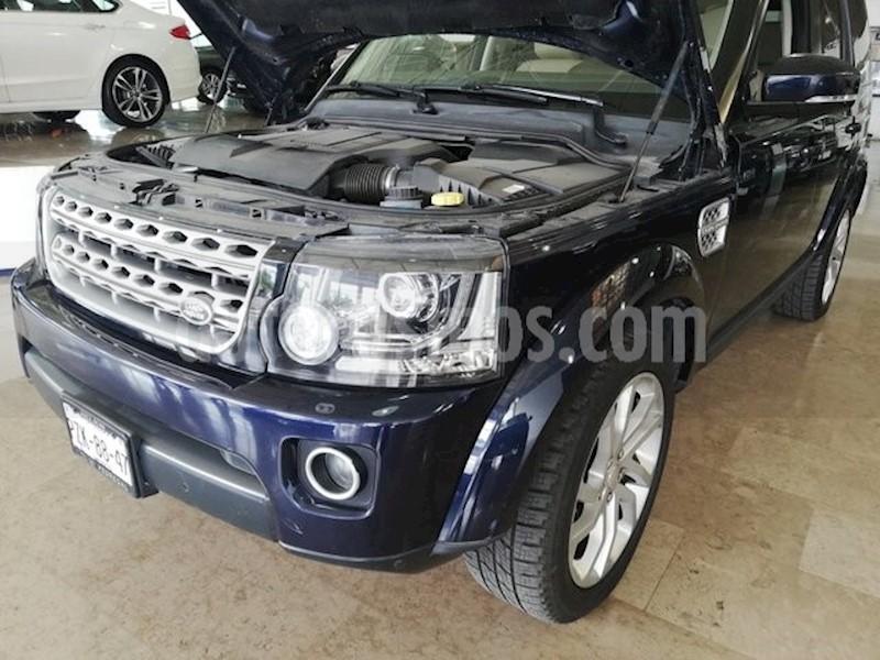 foto Land Rover Discovery 4.6L HSE 7Pas usado