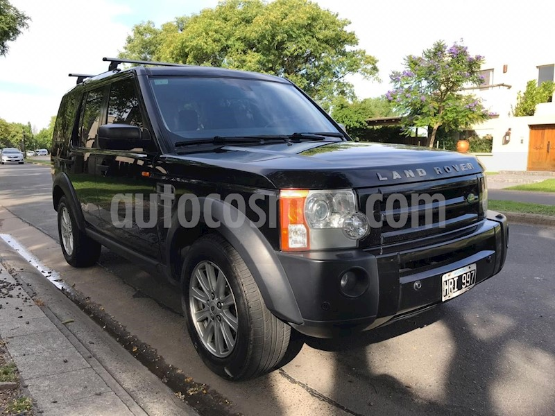 foto Land Rover Discovery III TDV6 HSE 2.7 Aut usado