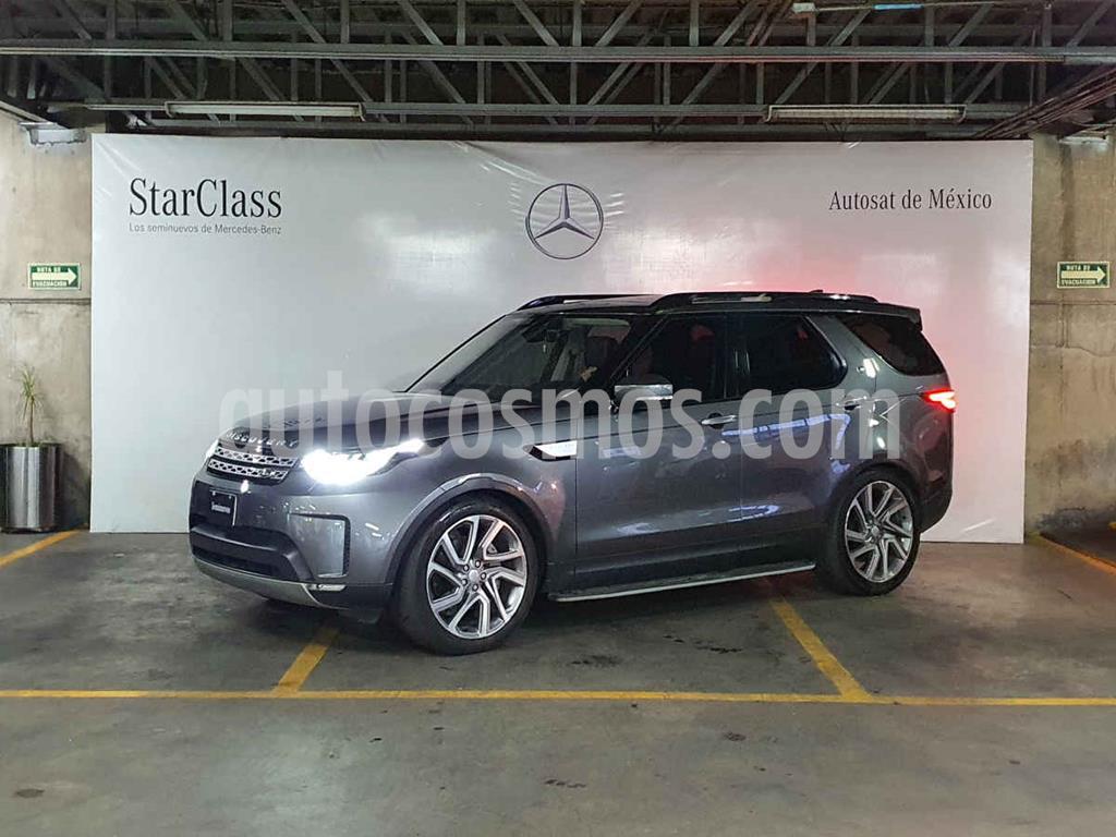 foto Land Rover Discovery HSE Luxury usado (2018) color Gris precio $980,000