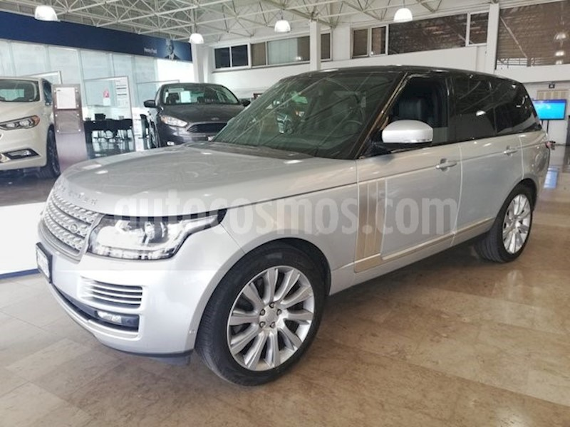 foto Land Rover Range Rover Vogue SE Supercharger usado