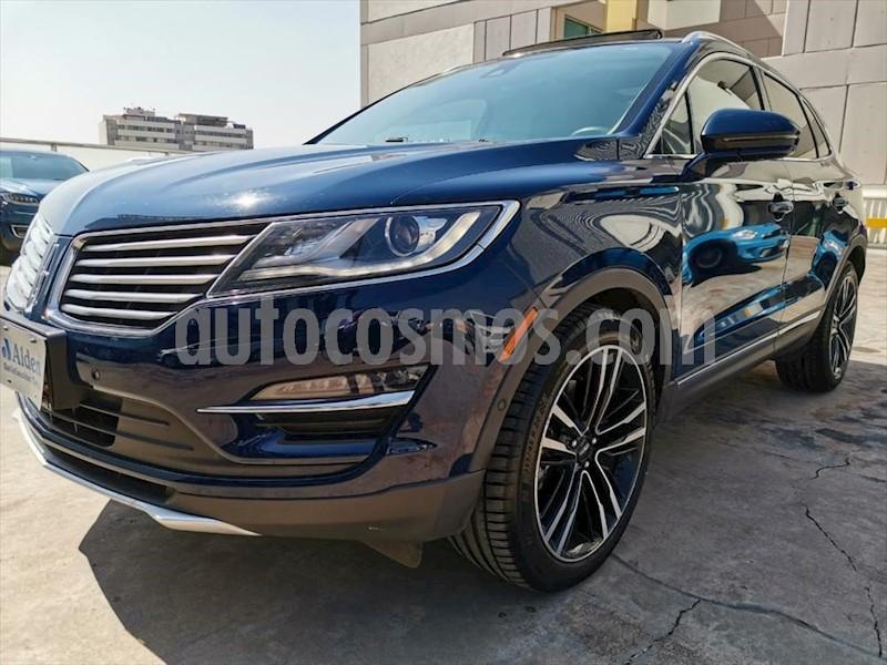 foto Lincoln MKC Reserve usado (2018) color Azul Marino precio $453,000