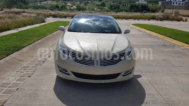 foto Lincoln MKZ Premium V6 usado
