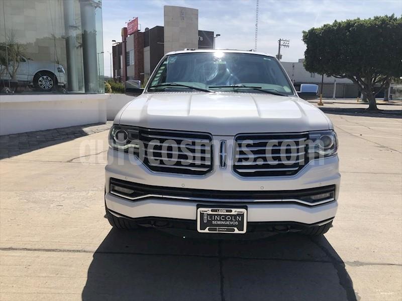 foto Lincoln Navigator 5P RESERVE L V6 3.5 T AUT usado (2015) color Blanco precio $400,000