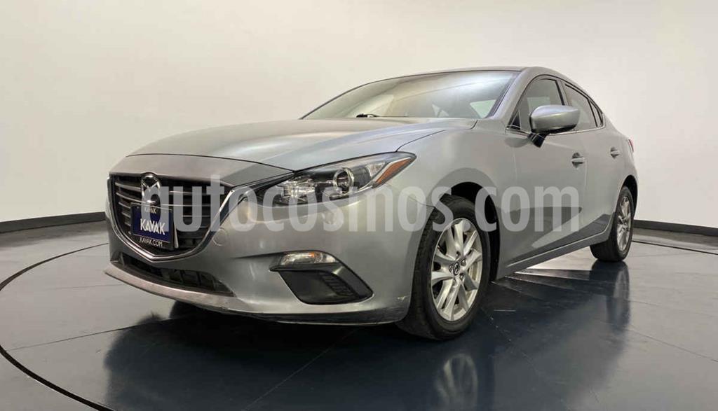 foto Mazda 3 Hatchback i Touring Aut usado (2015) color Plata precio $207,999