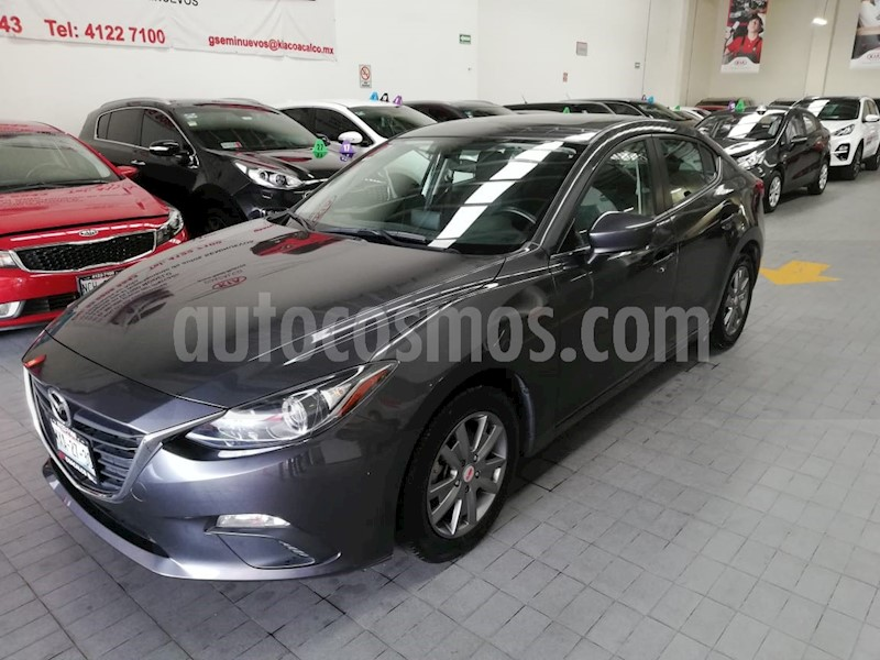 foto Mazda 3 Sedan 4p Sedan i Touring L4/2.0 Man usado